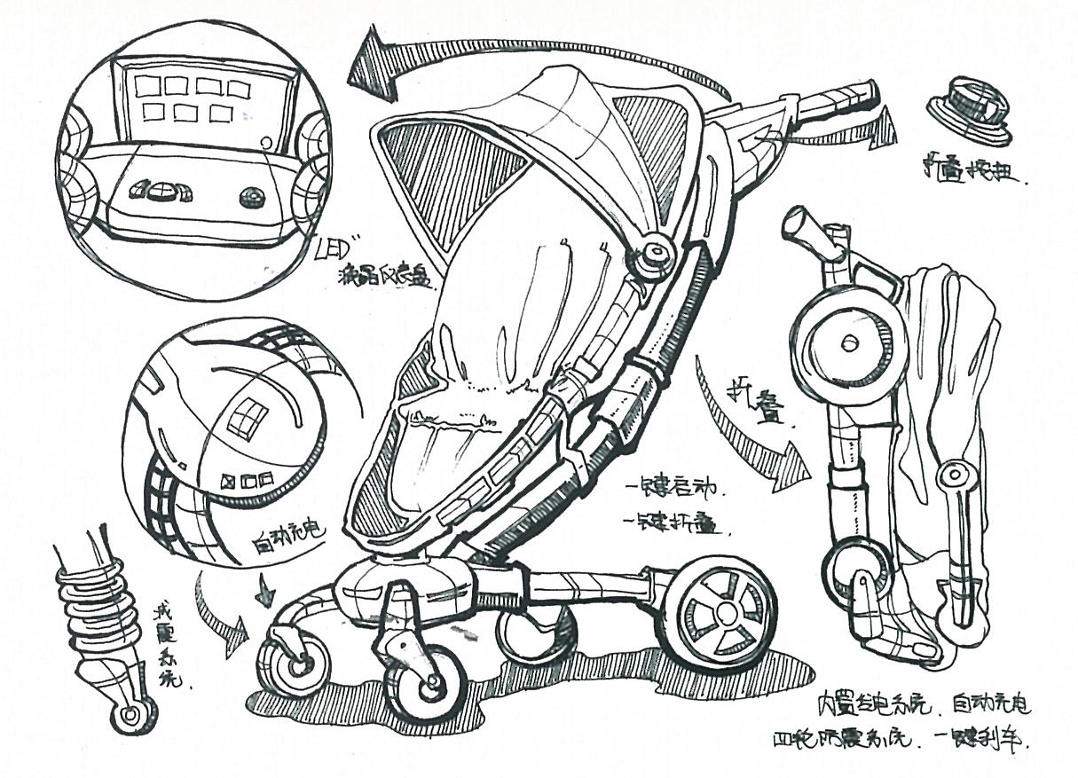 2016江南大学产品设计