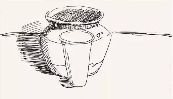 【静物】你肯定不构图的美术知道技巧-图纸宝胜利博城素描茶图片